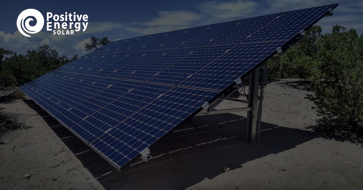 New Mexico Solar Panel Company Positive Energy Solar