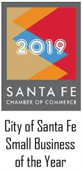 2019 Santa Fe Chamber of Commerce Small Business of the Year