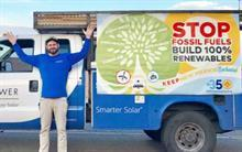 SunPower by Positive Energy Solar in your community