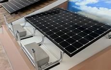 ballast mount solar for flat roof