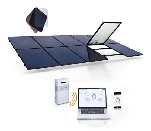 Solar power cell