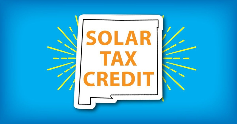 New Mexico Solar Tax Credit 2020