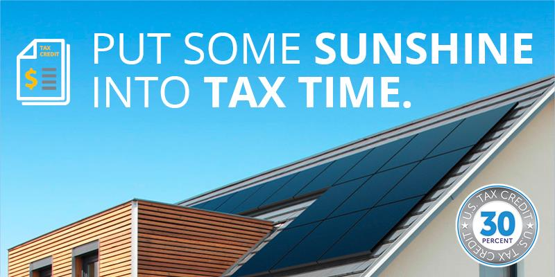 Put some sunshine into tax time