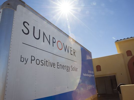 SunPower by Positive Energy Solar