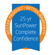 25-Year SunPower Complete Confidence