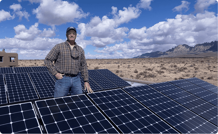 New Mexico solar incentives